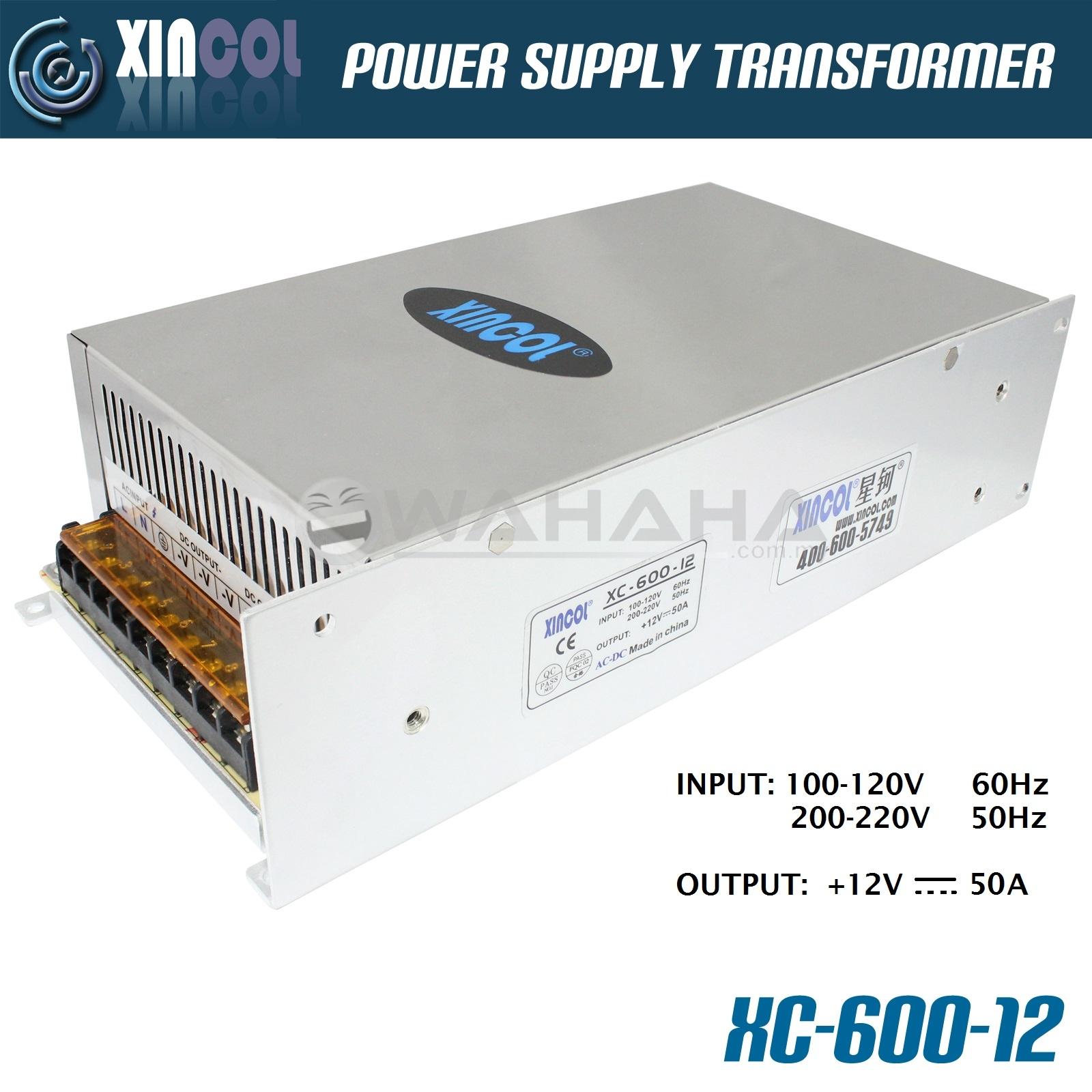 12 Volt 50A DC Power Supply Transfo (end 12/10/2019 4:15 PM)