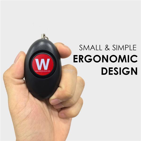 120db Elipse Design Personal Alarm Self-Defense 警报器