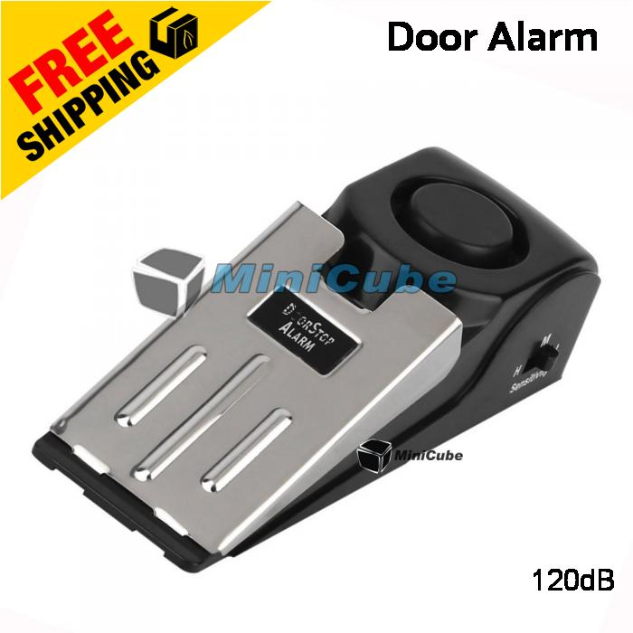 120dB Wireless Home Security Door S (end 6/21/2022 12:00 AM)