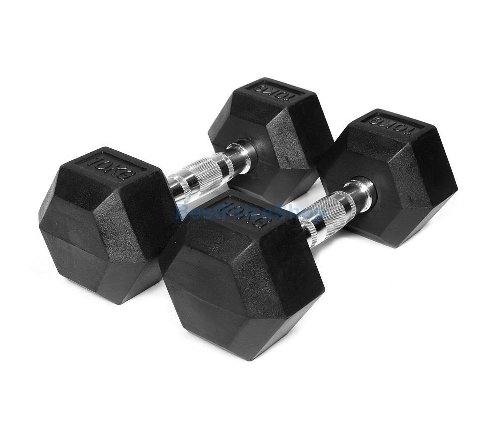 120kg Premium Hexagon Dumbbell Set with 6-Tier A Frame Dumbbells Rack