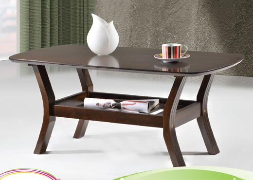 123 Wooden Coffee Table
