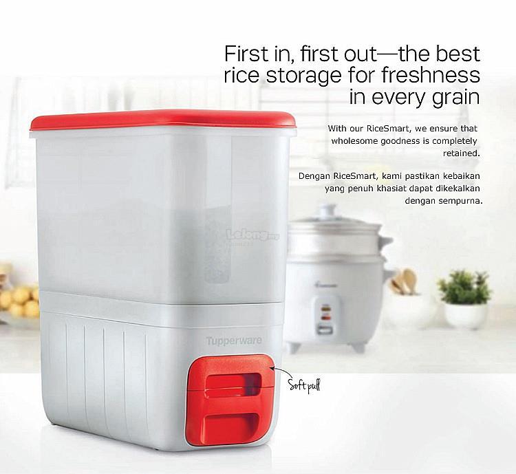 U0026#12304;NEWu0026#12305;Tupperware Rice Dispenser ...