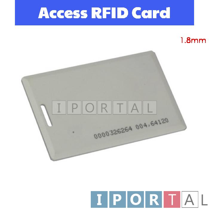 125Khz Mango RFID Access Card Tag ID Proximity Door Card 1 PIECE