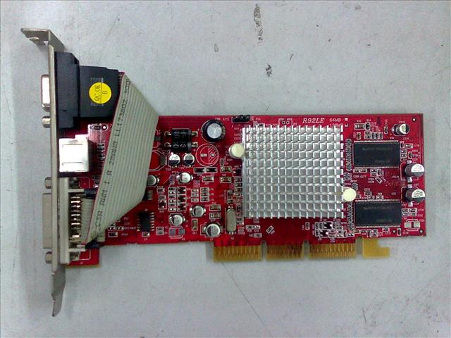 ATI RADEON 9200 LE WINDOWS 7 64BIT DRIVER