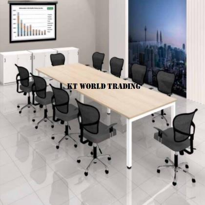 Ft Conference Table Meeting Tabl End PM - 12 ft conference table