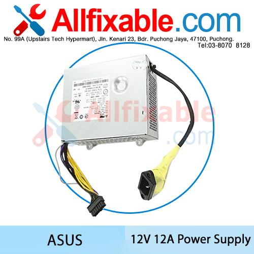 12V 12A Power Supply Lenovo ThinkCentre M71z M72z M73z M91z M92z