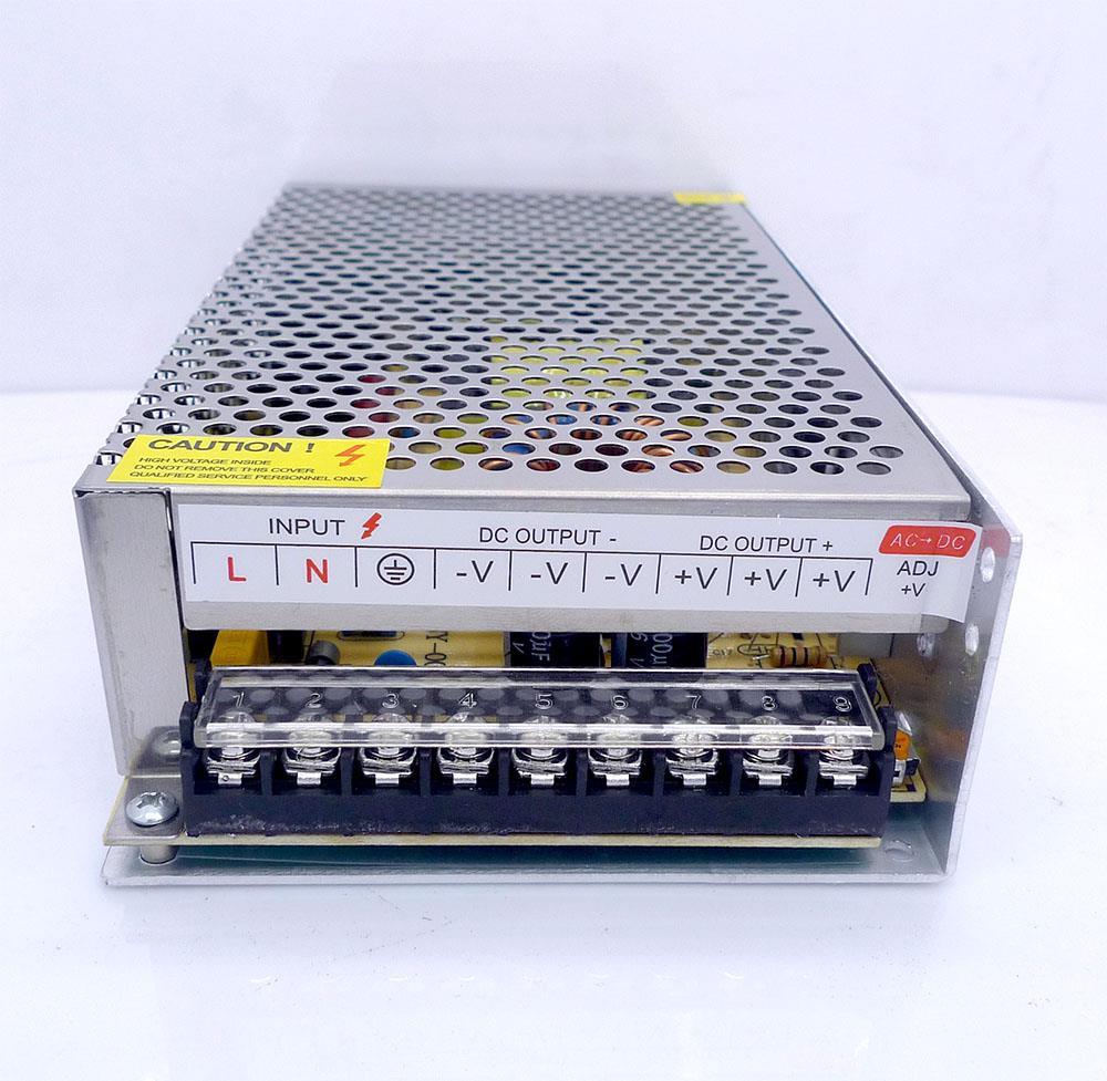 12V 20A Switching Power Supply Metal Casing PSU CCTV Adapter Transform
