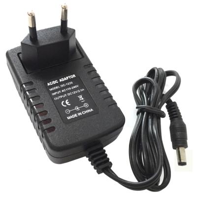 12V 2A AC/DC Adaptor 100V-240V Switching Converter