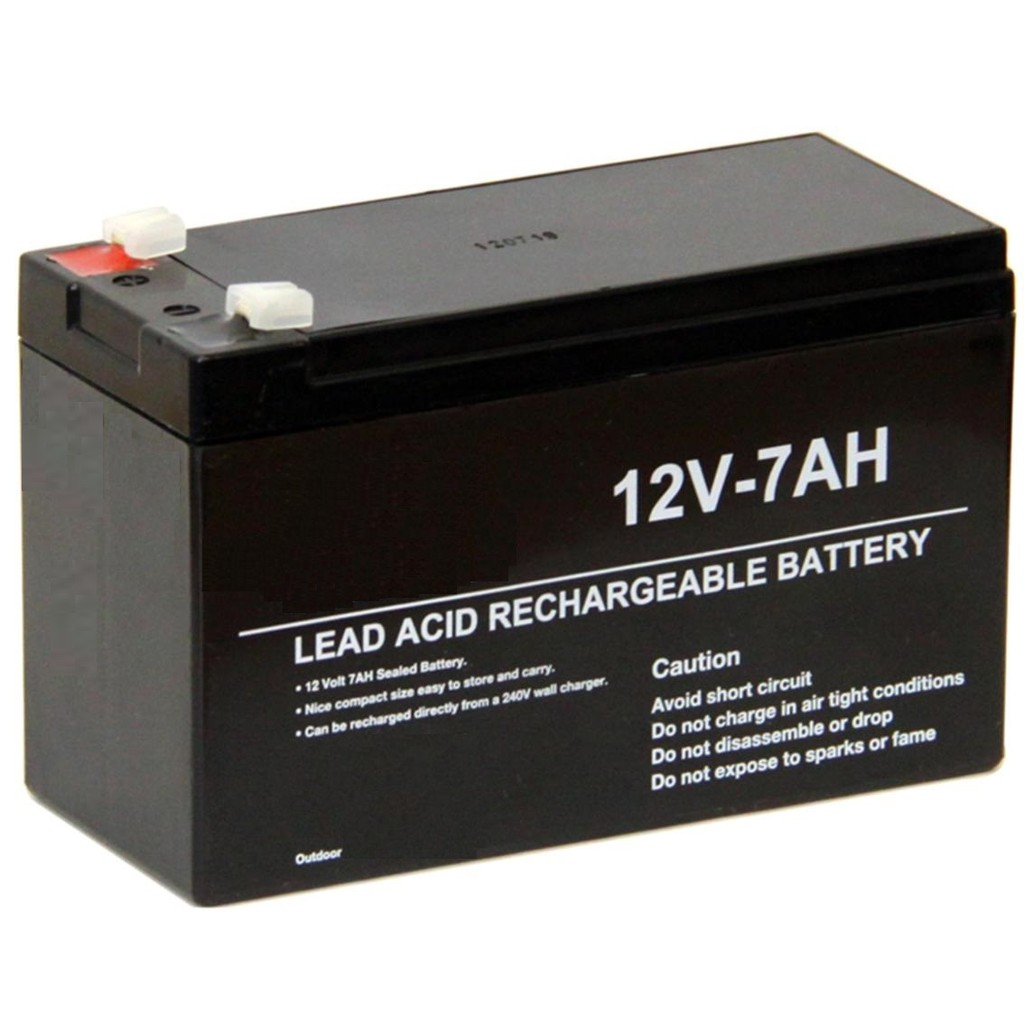 12v 7ah Sealed Lead Acid Battery End 2 13 2021 1200 Am Charger Circuit Car Gate Solar