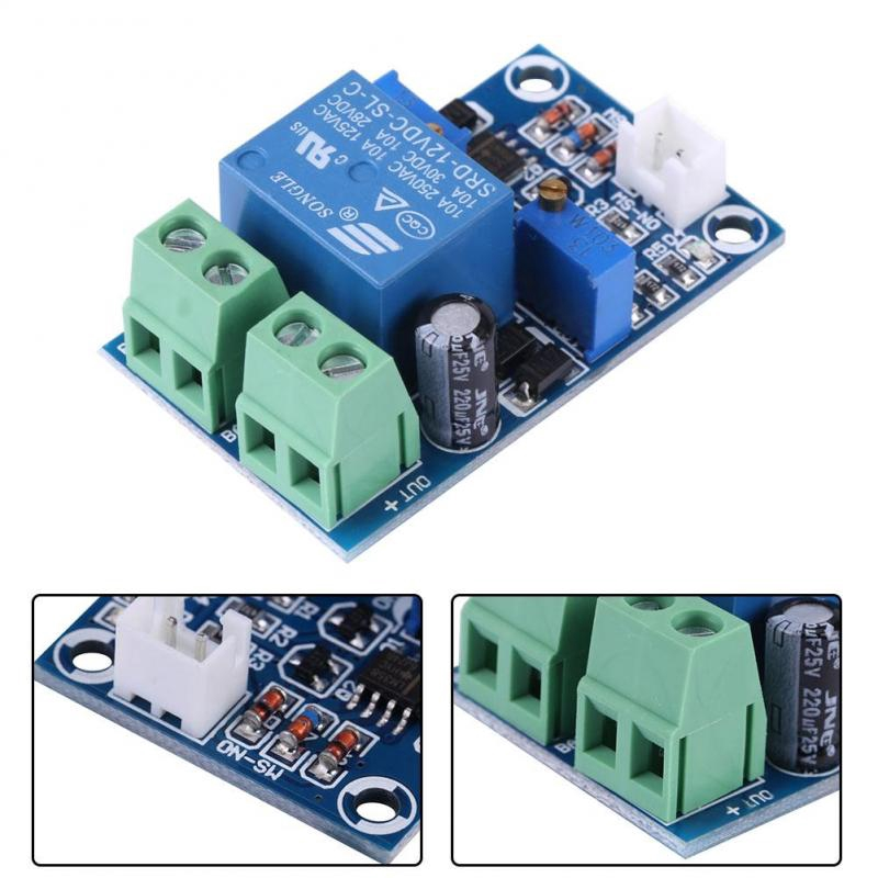 12v Battery Low Voltage Cut Off Automatic Switch On Recovery Protectio