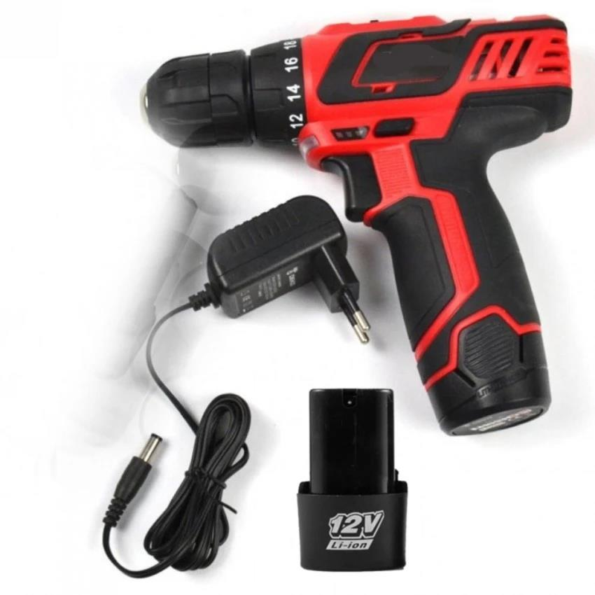 12V lithium Cordless Battery Drill