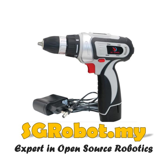 12V Multi-function Electric Screwdriver