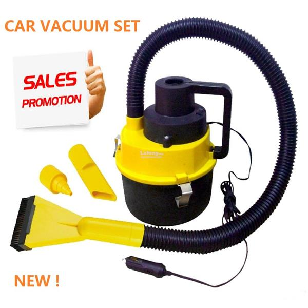 Wild Air Cleaners For Cars : V wet dry canister in car vacuum end pm