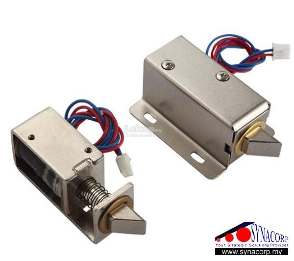 12VDC Solenoid Door Lock for Arduino IoT DIY Project. u2039 u203a  sc 1 st  Lelong.my & 12VDC Solenoid Door Lock for Arduino (end 2/28/2019 1:15 PM)