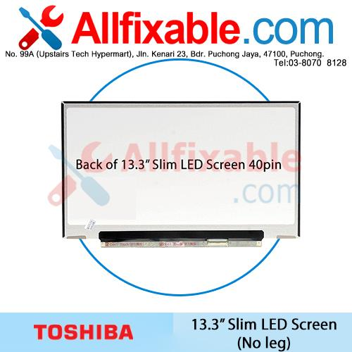 133 Slim LED LCD Screen Toshiba Por End 3 9 2018 539 PM