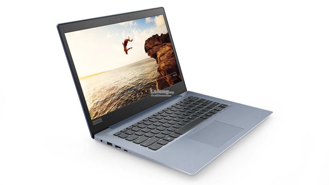 [13-Aug] Lenovo Ideapad  120s-11IAP 81A400KPMJ Notebook *Blue*