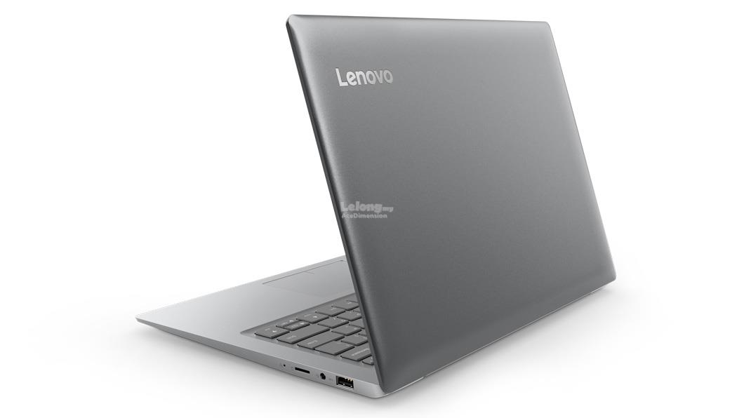 [13-Aug] Lenovo Ideapad  120s-11IAP 81A400KQMJ Notebook *Grey*