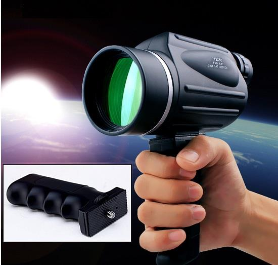 13 x 50 Waterproof Spotting Scope W/ Range Finder (WP-GM1350).