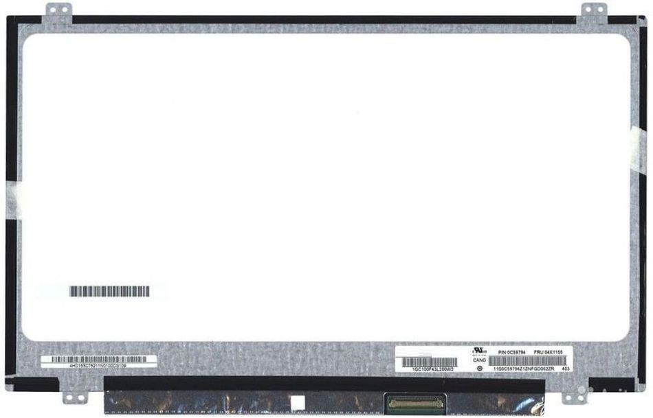 14.0 inch DELL Laptop LED LCD Screen Panel - Scroll Down for Models