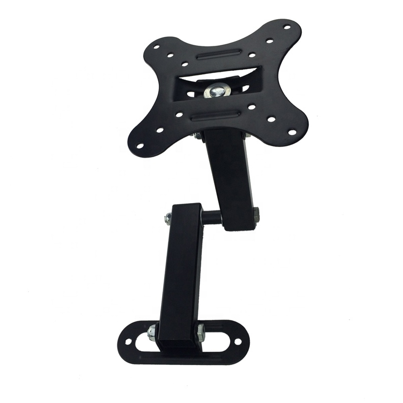 14-27 inch Adjustable TV Rack Rotary Telescopic TV Metal Bracket