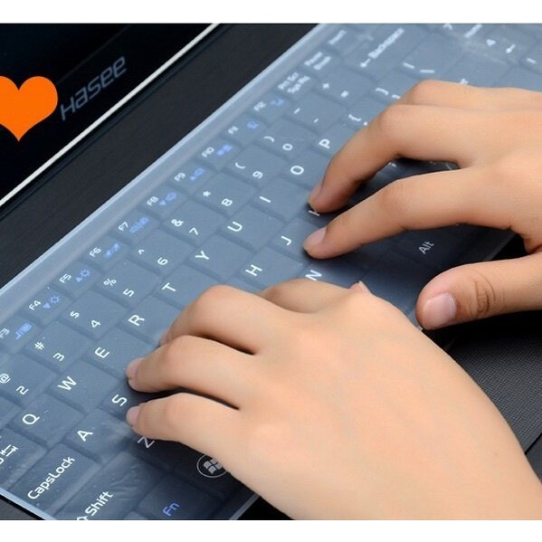 "14 "" Universal Laptop Silicone Keyboard Skin Cover Protector For Laptop K"