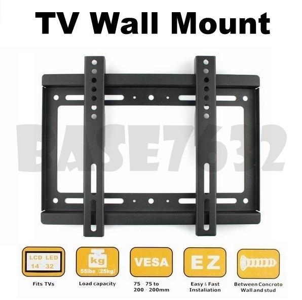 14 to  32  Inch TV Screen Wall Frame Bracket Holder Mount 1522.1
