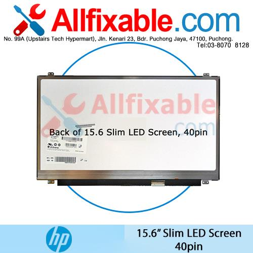 15.6' Slim LED LCD Screen HP Pavilion DV6 DV6T DV6Z-7000 M6-1000