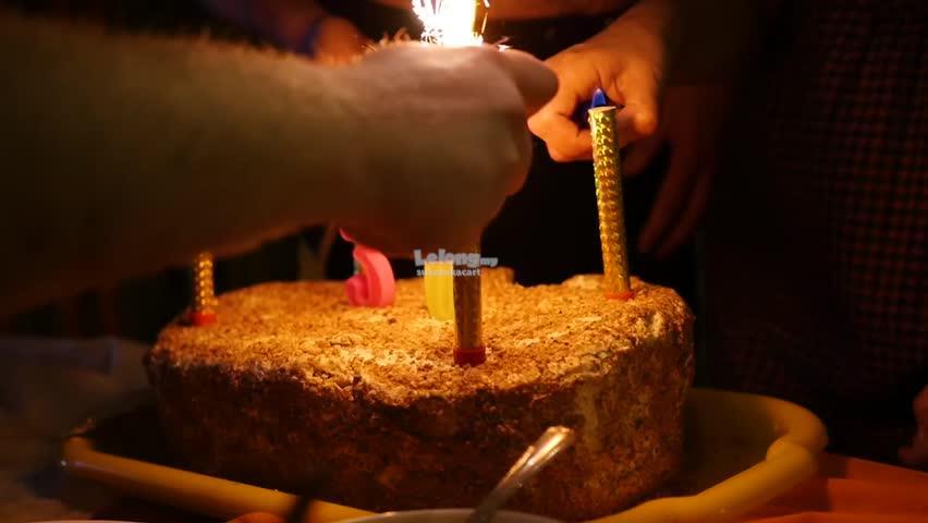 15cm Premium Fireworks Birthday Candle Sparklers Last 45s