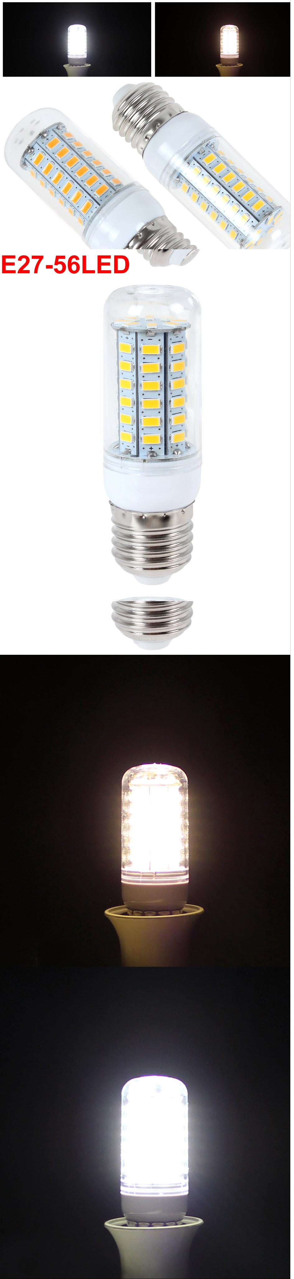 15W LED SMD 5730 Mini Light Bulb E27 Base Type