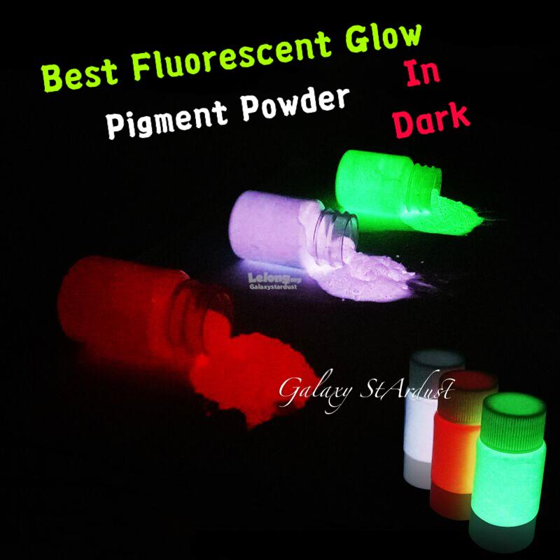 Ultra ZGlow Glow In The Dark with Fluorescent colour UV powder airbrush use  20g