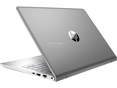 [16-Jul] HP Pavilion 14-bf103tx Notebook *Intel i5-8250U* (Silver)