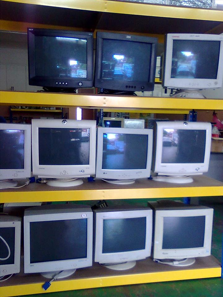17 inch CRT Monitor