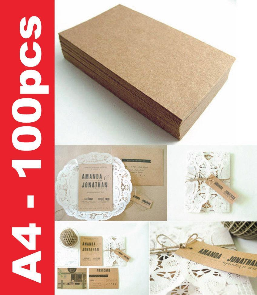 175gsm A4 Size Brown Craft Paper Gr End 9 27 2018 7 15 Pm