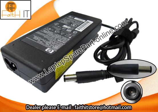 18.5V 6.5A AC Adapter Charger for HP Compaq 2510p 2710p 6720s