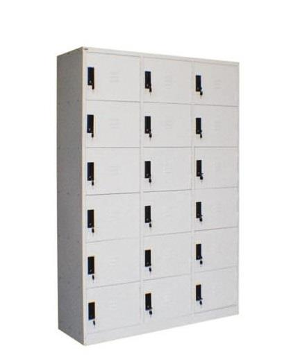 18 Compartment Steel Locker OFS115CM | Steel Cabinet | Steel furniture