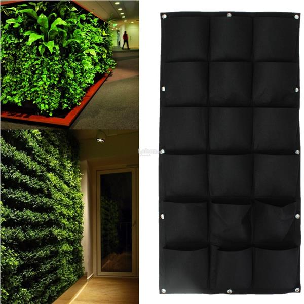 18 Pockets Vertical Garden Wall Pla End 11 30 2019 6 11 Pm