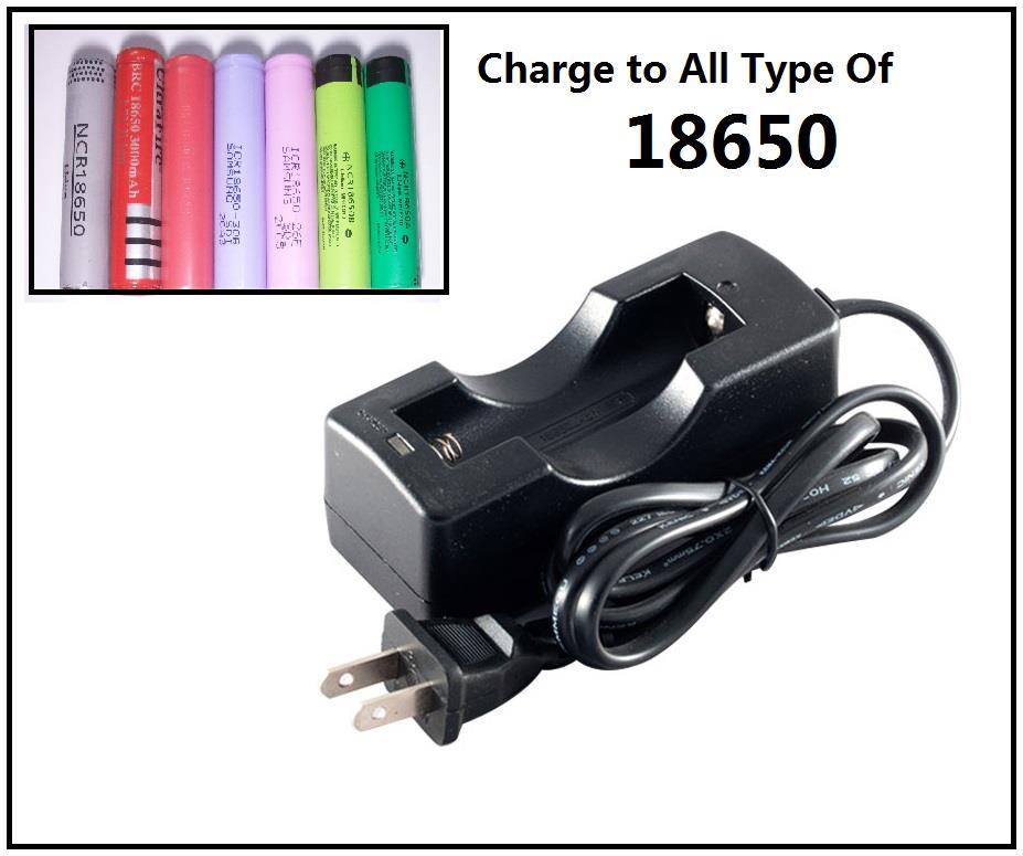 18650 Smart Charger