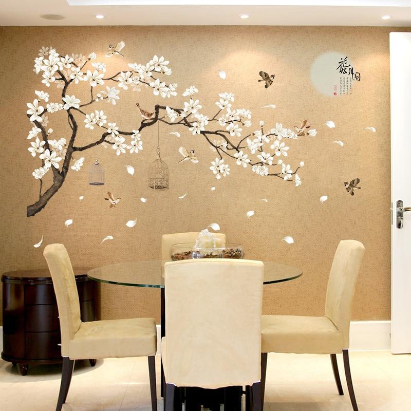 187*128cm big size tree wall sticker (end 3/22/2019 2:39 pm)