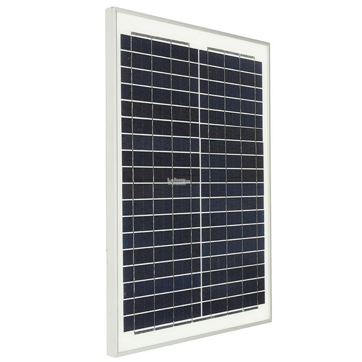 18V 20W Solar Panel For Outdoor Fountain Pond Pool Garden With Crocodi