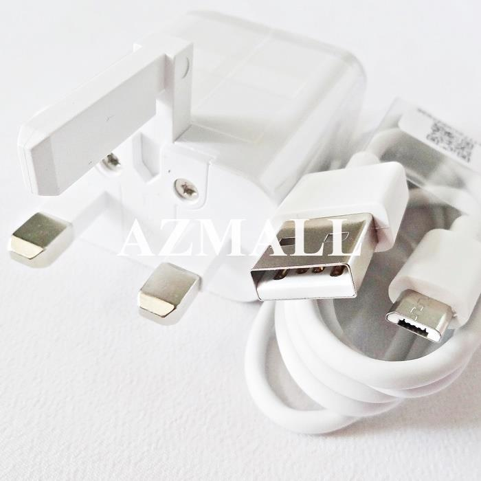 (18W) 2in1 Charger+Micro USB Cable Xiaomi Redmi 7 7A 6A 5A 4A 3s S2 Go