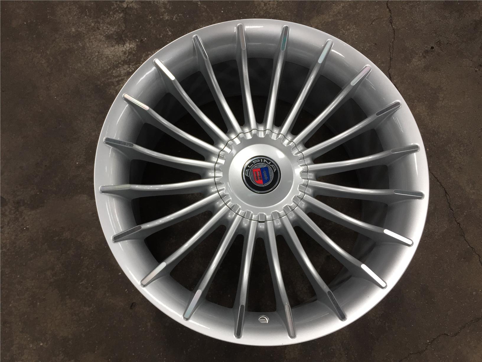 New Inch Staggered Alpina B Desig End AM - Alpina b7 wheels for sale