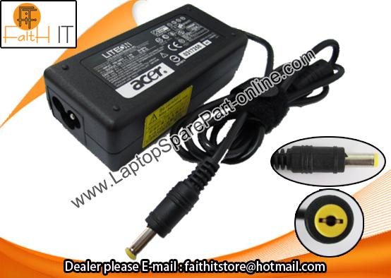 19V 3.42A AC Adapter Charger for acer aspire 3210 4741 4740 4810T