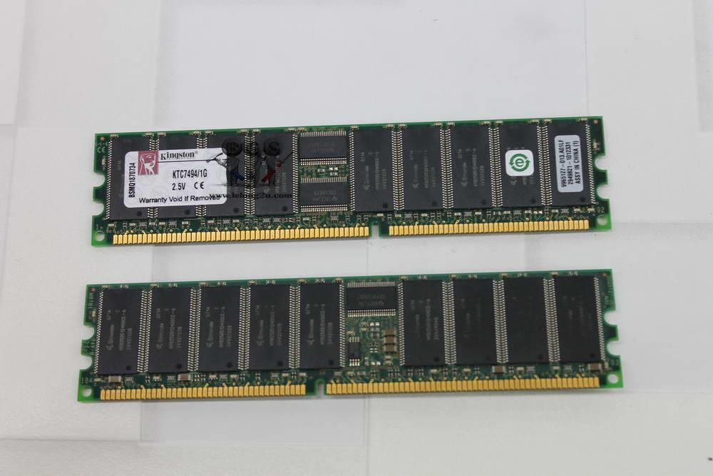 1GB DDR 266 Kingston KTC7494/1G  PC2100 PC Memory