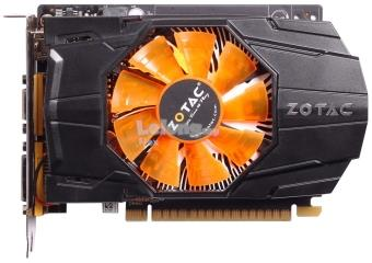 1GB Zotac GeForce GTX 650 (Nvidia GT (end 4/25/2018 2:17 PM)
