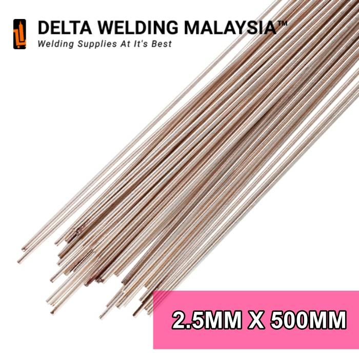 1KG: 45% silver brazing rod (2.5mm) France Malaysia