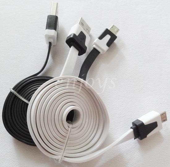 1M 1 Meter USB Charging Color Cable Samsung I9300 Galaxy S3 / I9500 S4