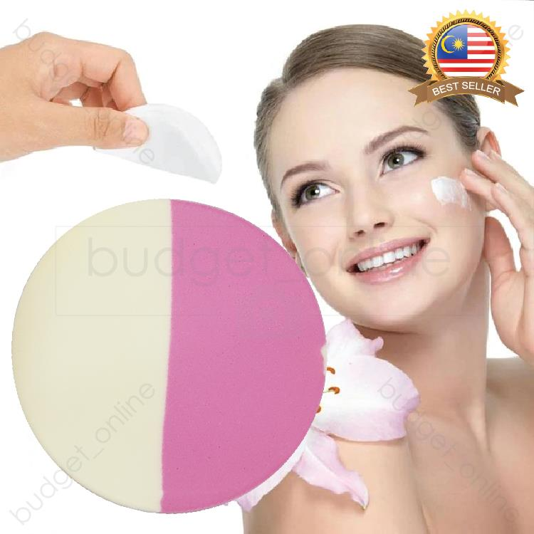 1pc Make Up Round Soft Sponge Powder Puff Cosmetic Facial Beauty