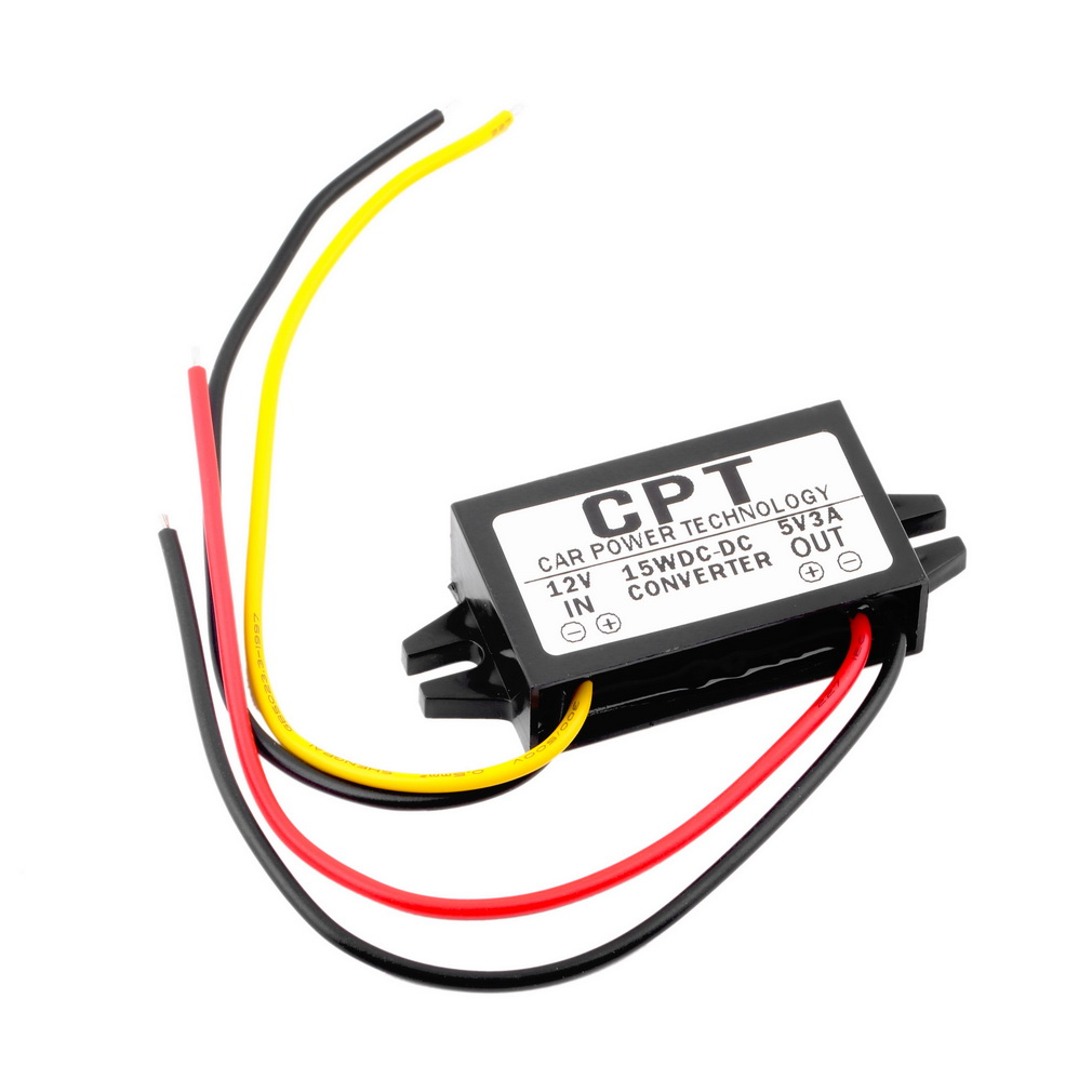 1pcs Dc Converter Regulator 12v End 11 22 2018 451 Pm To Circuit Diagram 5v 3a 15w Car Led Display Power