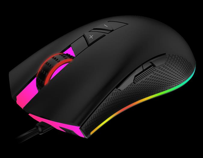 1STPLAYER FIRE DANCING FD300 RGB GAMING MOUSE