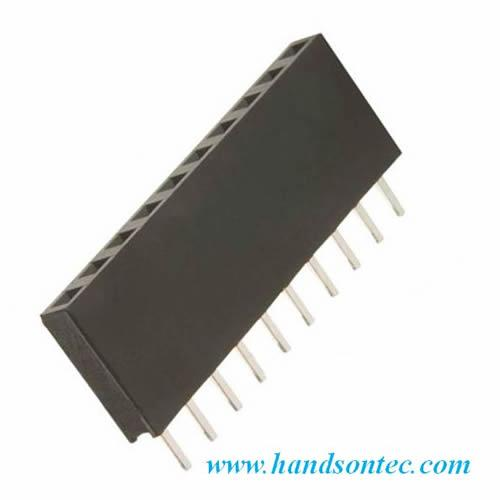 1x40 40-Pin Straight SIL Female Pin Header Connector